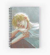 sunshine kid Spiral Notebook