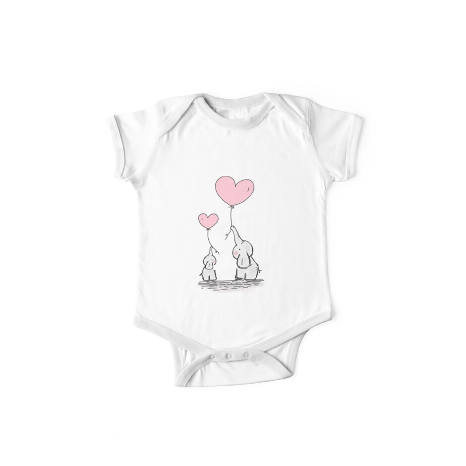 Elephant Baby Outfits