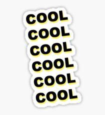 Cool brooklyn 99  Sticker