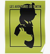 TINTIN 8 Poster
