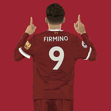 Bobby Firmino 9 by talklfcpodcast