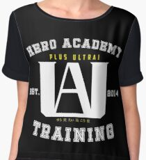 Blusa Logo de My Hero Academia University