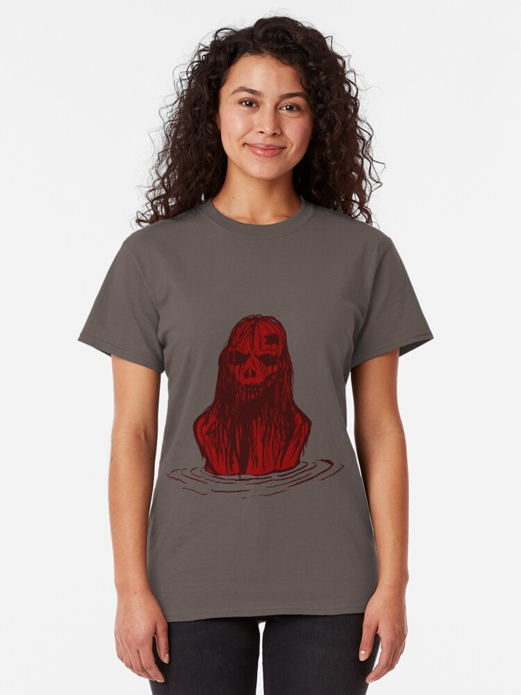 Alternate view of The Corpse - Alt Colors Classic T-Shirt