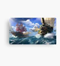 Sea of Thieves - Game Canvas Print
