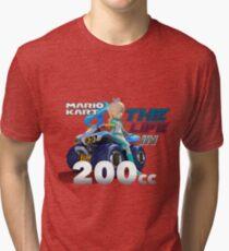 MK8 : The Life In 200cc / Harmonie Tri-blend T-Shirt