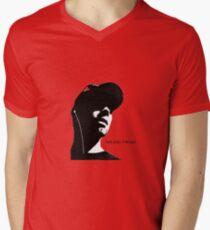 MusicHead Men's V-Neck T-Shirt