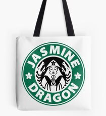 The Jasmine Dragon Tote Bag