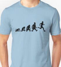 run running courir jogging T-Shirt