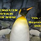Penguin Muster 2018 by Bev Woodman