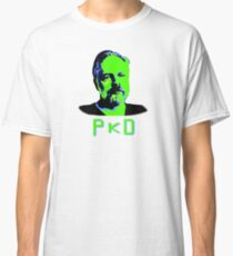 Philip K. Dick Grün Classic T-Shirt