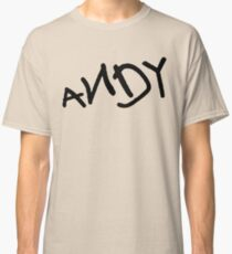 Andy - Toy Story Classic T-Shirt