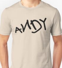 Andy - Toy Story T-Shirt