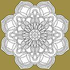 Mandala - Spiritual - 8 Seiten von bunbun369