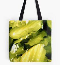 Tasty Green Tote Bag