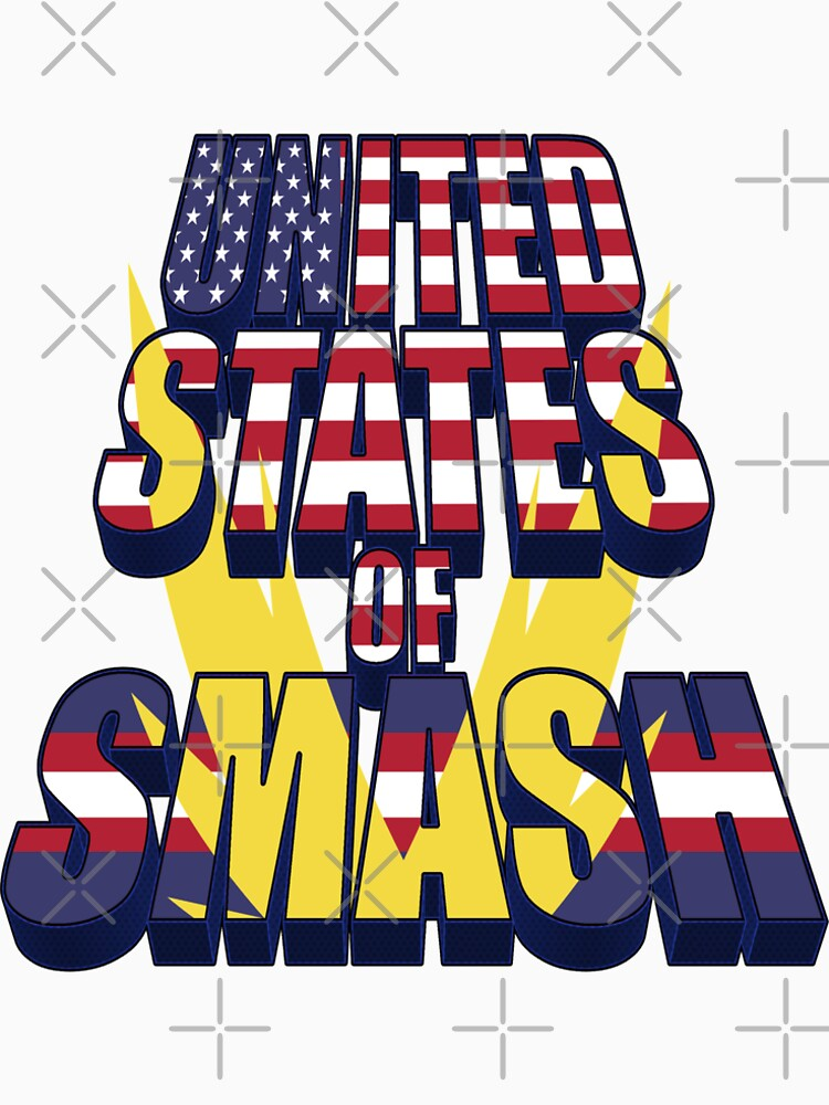 United States of Smash by DoctorBadguy