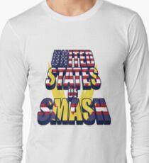 United States of Smash Long Sleeve T-Shirt