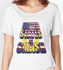 United States of Smash Relaxed Fit T-Shirt