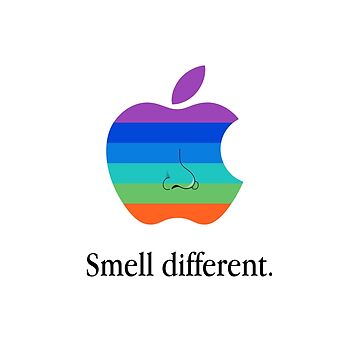 Smell Different. by kilroyetc