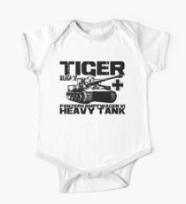 Tiger I Kids Clothes