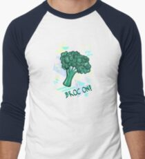 Broc On! Men's Baseball ¾ T-Shirt