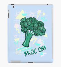 Broc On! iPad Case/Skin