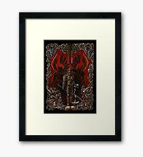 Demon  Framed Print