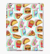 Rainbow Fast Food iPad Case/Skin