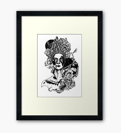 Wildhoney Framed Print
