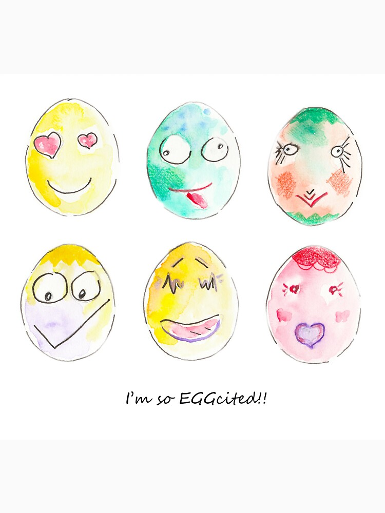 I'm so eggcited!! by yanak