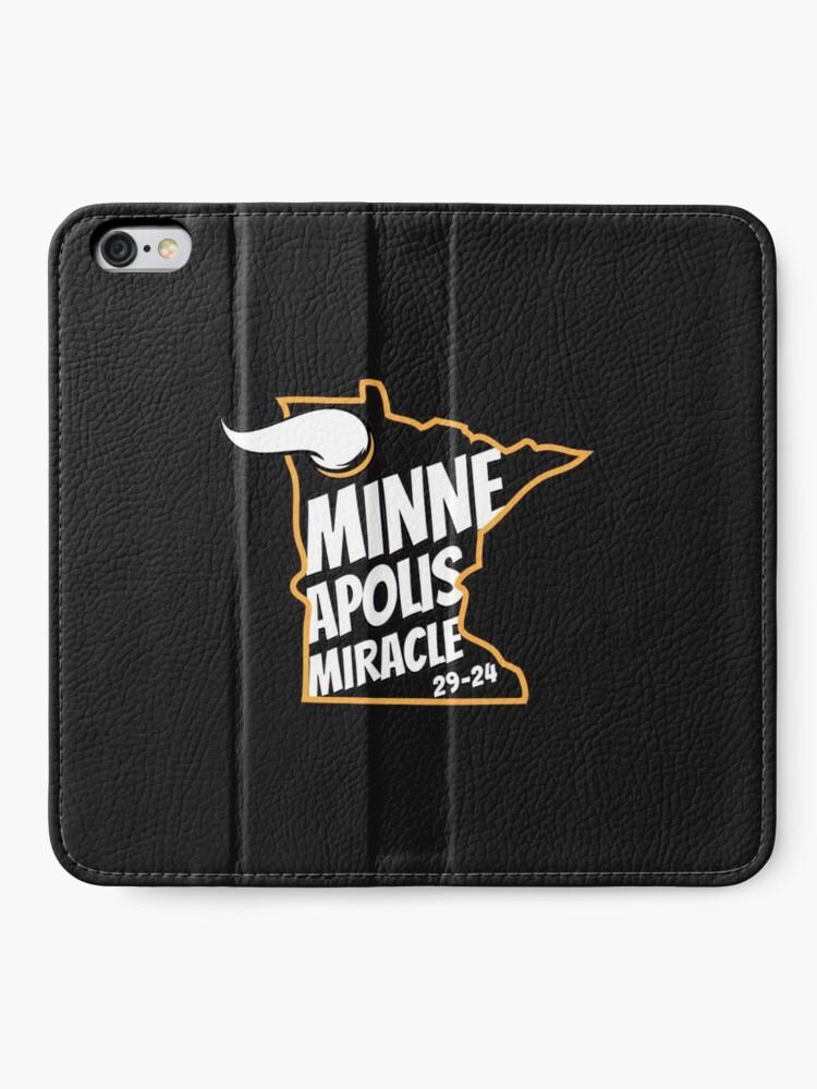 Alternate view of MINNEAPOLIS iPhone Wallet