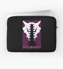 pokemon tower lavender town Laptop Sleeve