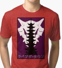 pokemon tower lavender town Tri-blend T-Shirt