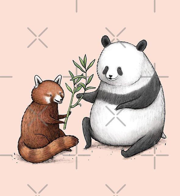 Panda Friends  by Sophie Corrigan