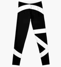 DR - Monogram Weiss Leggings
