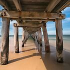 Lonsdale Jetty by Margaret Metcalfe