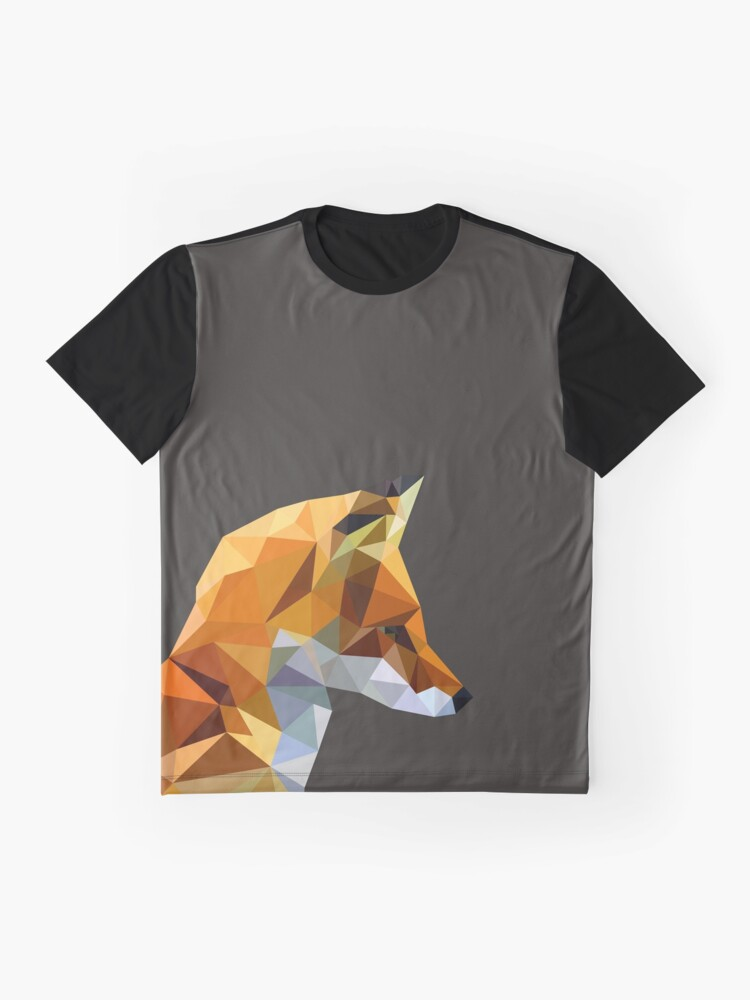 Alternate view of LP Fox Graphic T-Shirt