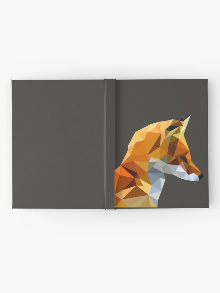 Alternate view of LP Fox Hardcover Journal