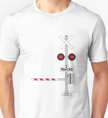 Railway Crossing T-Shirt
