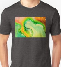 Psychedelic Abstract Unisex T-Shirt