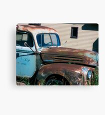 Ford Tough Original Canvas Print