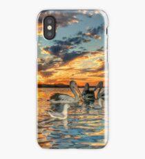 Marlo Pelican Sunset  iPhone Case/Skin