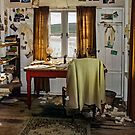 Dylan Thomas's Writing Shed by ten2eight