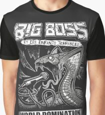 BIG BOSS et les enfants terribles Graphic T-Shirt