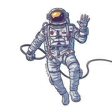 Cosmonaut by Zero81