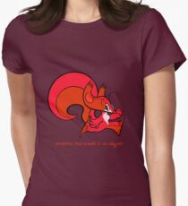 Psi Squirrel  T-Shirt