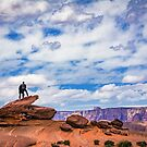 Above the Canyon Together by EthanQuin
