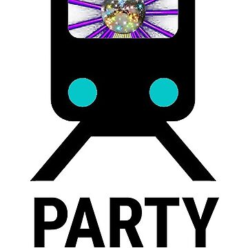 Party Train by tomasantunes