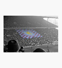 flag bearers  Photographic Print