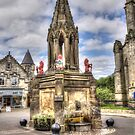 Outlander location - the Bruce Fountain , Falkland by David Rankin