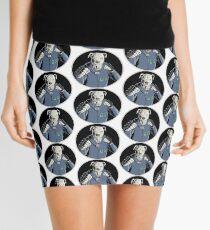Arkady Blue Edition Mini Skirt